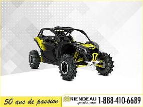 Can-Am Maverick X3 Turbo 2018