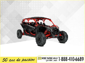 Can-Am Maverick X3 Max X rs Turbo R 2018