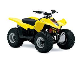 Suzuki LT-Z 50 2018