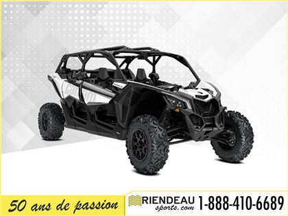 VTT Côte-à-côte Can-Am Maverick X3 Max Turbo 2018 à vendre