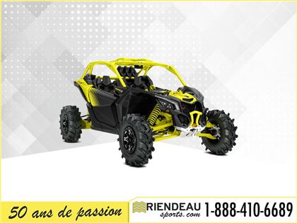VTT Côte-à-côte Can-Am Maverick X3 Turbo R 2018 à vendre