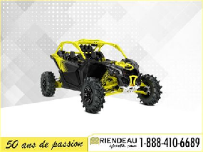 Can-Am Maverick X3 Turbo R 2018