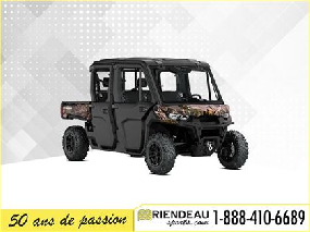 Can-Am Defender Max XT Cab 2018