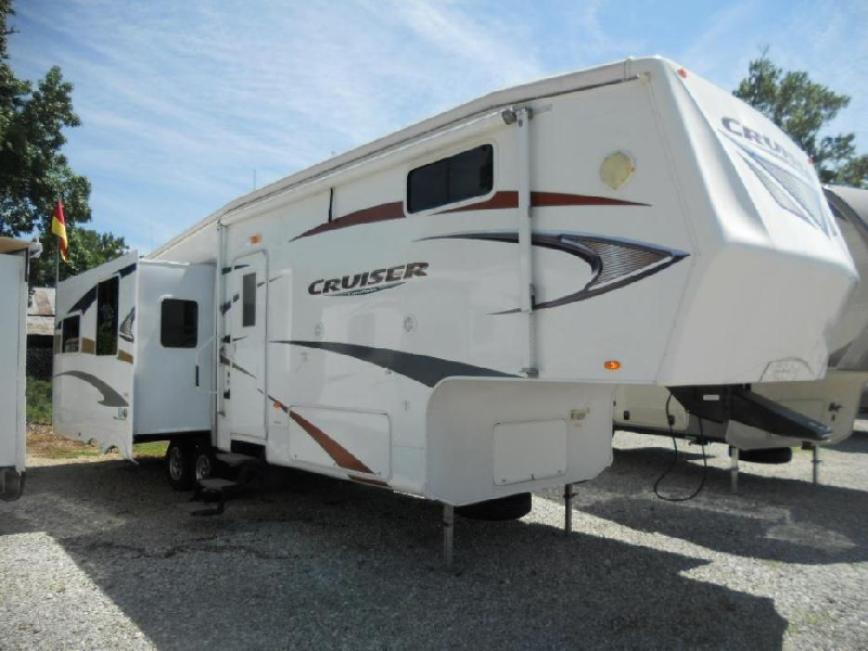 Caravane à sellette Crossroads RV Cruiser provincial edition 2010 à vendre