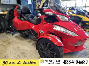 Can-Am Spyder RT-S 2013