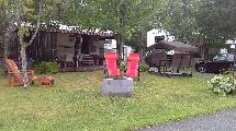 Roulotte Springdale 2006 de Keystone, 30 pieds (au Camping de Granby)