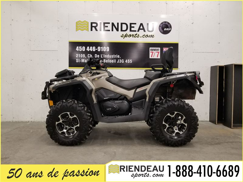VTT Multiusage Can-Am Outlander Max 2015 à vendre