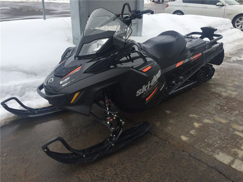 Motoneige Ski-Doo  2017 à vendre