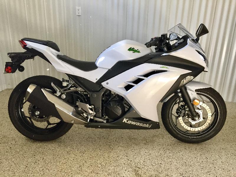 Moto Ninja 300 Abs 2015 à Vendre Lambton Moto Moto Sport