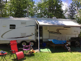 Fifth Wheel Jayco Designer 33' 2003