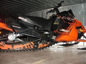 Arctic Cat ZR 8000 LTD ES 137 2014