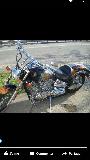 Moto custom yamaha vstar 1100cc seulement 26 000km beaucoup d?extra
