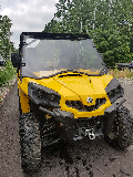 vtt, side by side can-am bombardier 800 année 2013