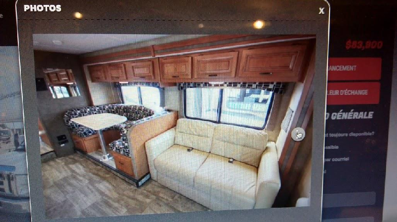 sunseeker forest river  3010   2016      $89 900 (  extension garantie à vendre