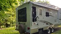 Caravane a sellette ( fifth wheel ) Brookside 2009