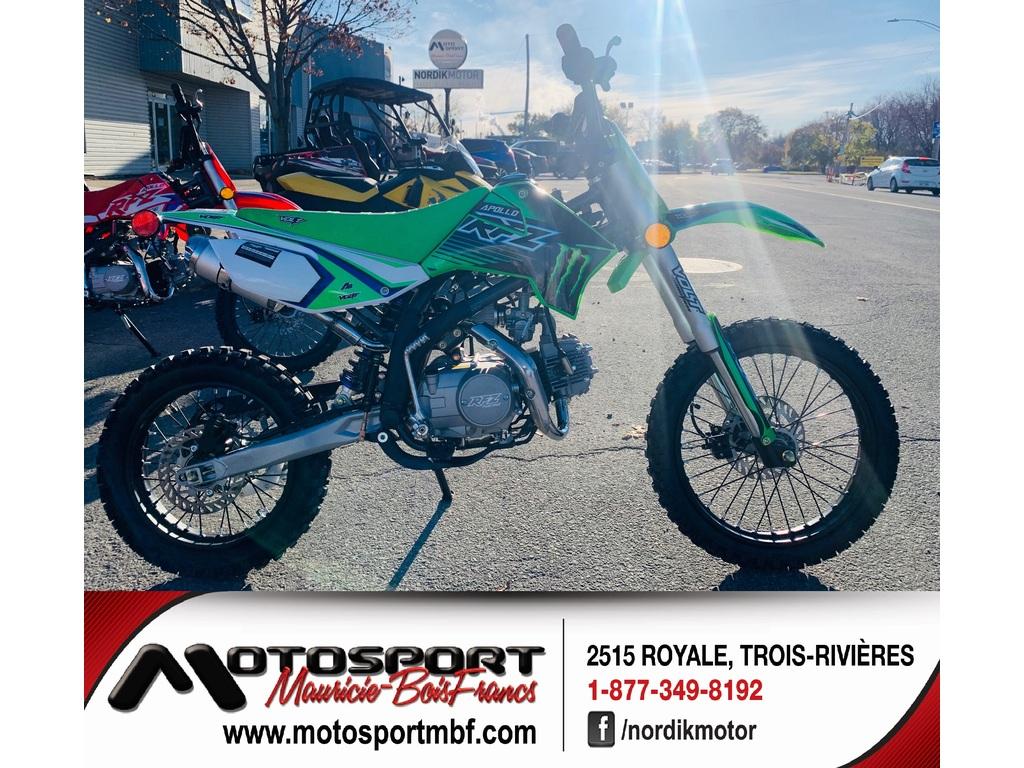 Apollo Motors RFZ Open 125 2020 à vendre