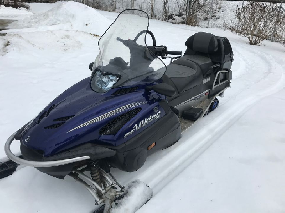Yamaha Rs viking 2005