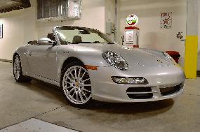 Porsche 911 Carrera 4 - Cabrio + Hard top - 2006 - Très bas kilométrage, n'a jamais vue l'hiver