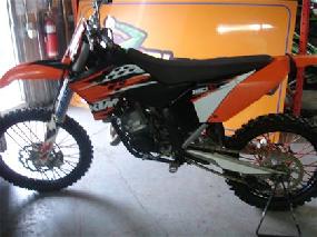 KTM 150 SX 2010