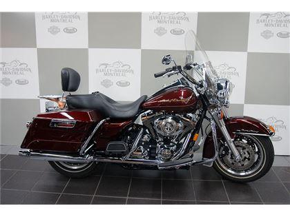 Moto tourisme Harley-Davidson Road 2008 à vendre