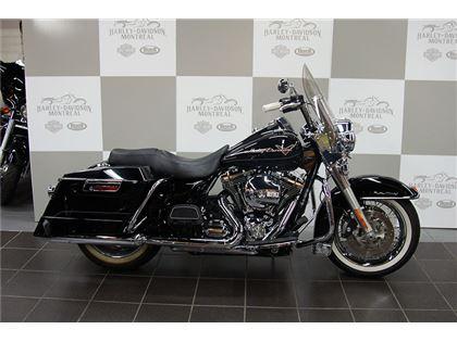 Moto tourisme Harley-Davidson Road 2011 à vendre