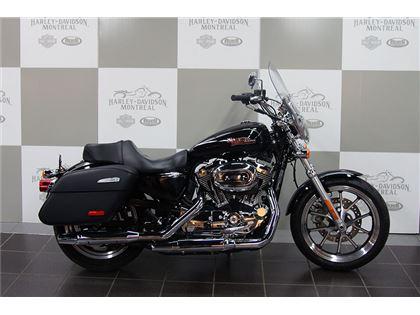Moto routière/cruiser Harley-Davidson XL1200T 2015 à vendre