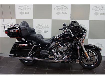 Moto tourisme Harley-Davidson FLHTK 2014 à vendre