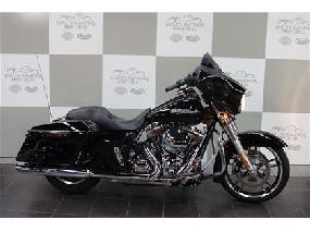 Harley-Davidson FLHX Street Glide 2016