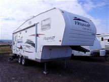 Flagstaff 524RLS FIFTH-WHEEL 2009
