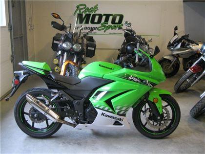 Moto routière/cruiser Kawasaki Ninja 2010 à vendre