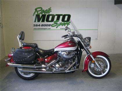 Moto routière/cruiser Suzuki  2008 à vendre
