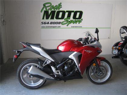 Moto tourisme Honda CBR250 Touring 2012 à vendre