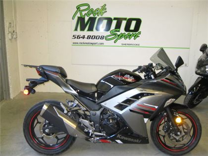 Moto Sport Kawasaki Ex300aesa Ninja 300 Special Edition 2013 à Vendre