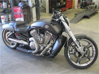 Moto routière/cruiser Harley-Davidson V-Rod 2012 à vendre