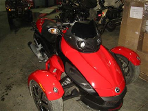 Can-Am Spyder RS SM5 2009