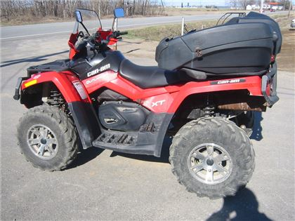Can-Am Outlander Max 800 XT 2009 à vendre