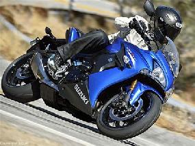 Suzuki GSX-S1000F 2016