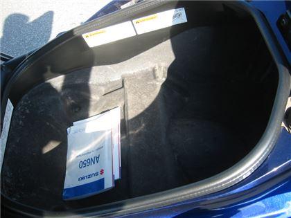 Suzuki Burgman 650 ABS 2005 à vendre