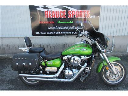 Moto routière/cruiser Kawasaki Vulcan 1600 Mean Streak 2004 à vendre