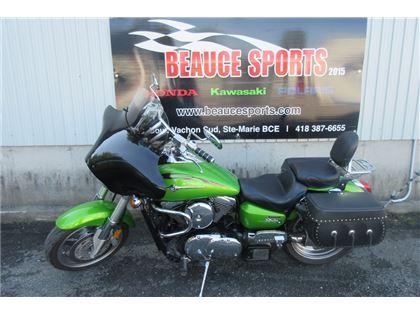 Kawasaki Vulcan 1600 Mean Streak 2004 à vendre