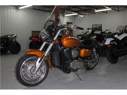 Moto routière/cruiser Kawasaki VN1500 2002 à vendre