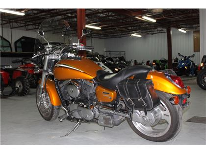 Kawasaki VN1500 Vulcan Mean Streak 2002 à vendre