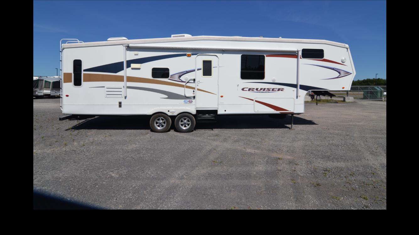 Caravane à sellette Crossroads RV  2010 à vendre