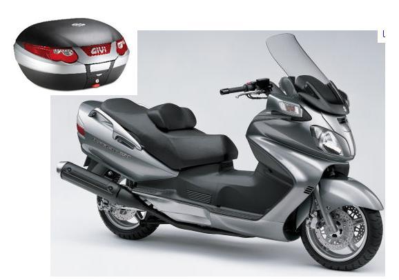 Moto Suzuki Burgman 650 2005 à vendre