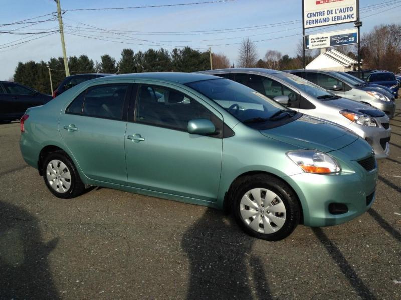 Auto Toyota Yaris 2010 à vendre