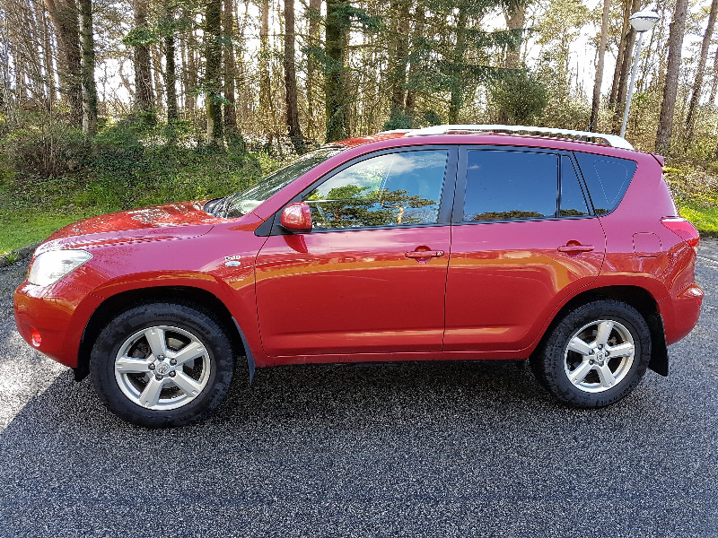 Toyota rav 4 à vendre