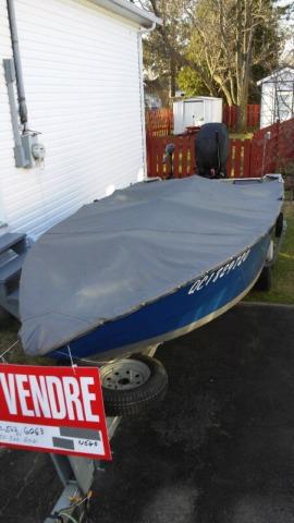 Bateau de pêche Princecraft Starfish 2009 à vendre