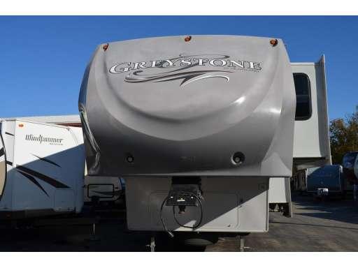 Caravane à sellette GreyStone  2011 à vendre