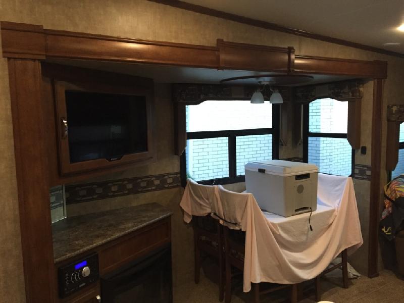 Caravane à sellette Durango  2015 à vendre
