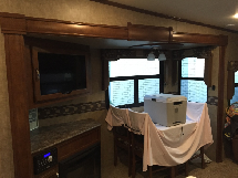 Fifth Wheel DURANGO 2015 D295CS, 32 PIEDS